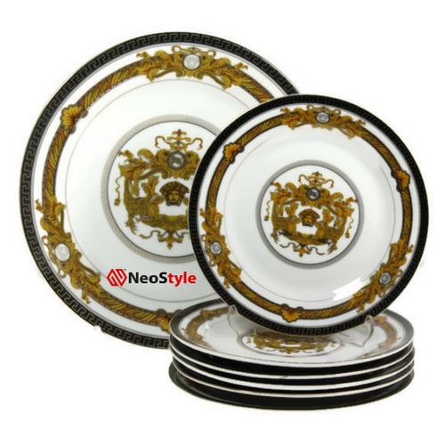 Сервиз за торта Версаче на супер цена от Neostyle.bg