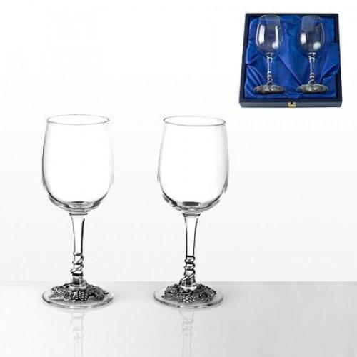 Чаши червено вино 2 бр. Freitas & Dores на супер цена от Neostyle.bg