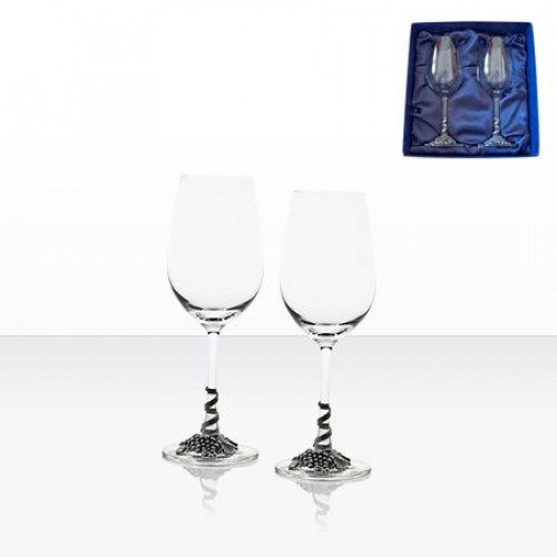 Чаши за бяло вино 2 бр. Freitas & Dores на супер цена от Neostyle.bg