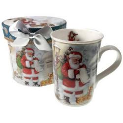 Коледна чаша Дядо Коледа