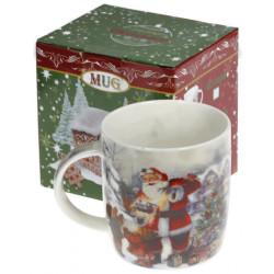 Коледна чаша Дядо Коледа MUG