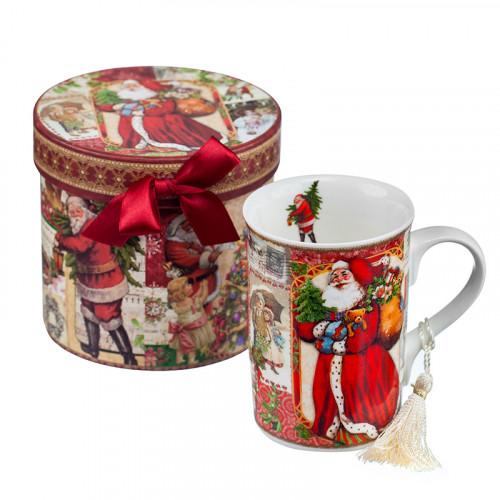 Коледна чаша Дядо Коледа MUG класик на супер цена от Neostyle.bg