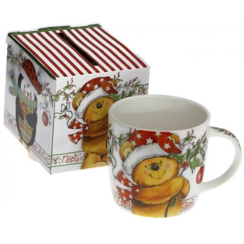Коледна чаша Мече MUG
