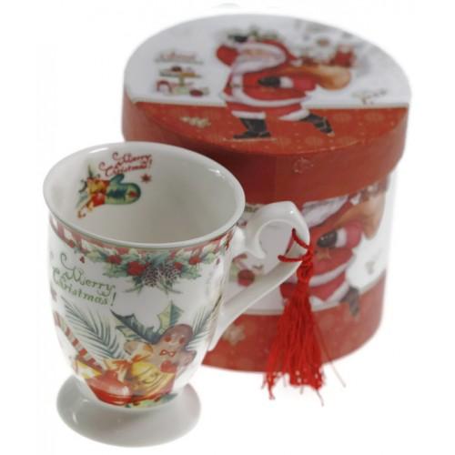 Коледна чаша за чай/кафе