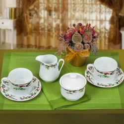 Сервиз за кафе/чай Holly Ilex Lancaster