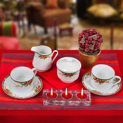 Сервиз за кафе/чай  Red Ribbon Lancaster