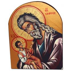 Икона на  Симеон Богоприимец