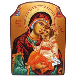Икона св.Богородица с  младенеца