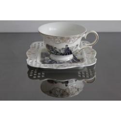 Комплект  за чай Барок