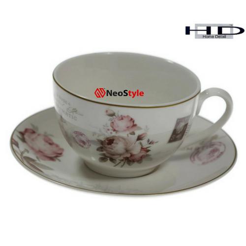 Луксозен сервиз за чай/кафе