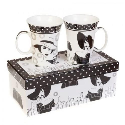 Подаръчен комплект от 2 броя  чаши