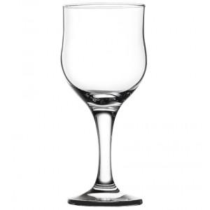 Чаши тулип червено вино 6 бр.