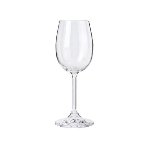 Чаши за вино Bohemia 250 ml -Klara на супер цена от Neostyle.bg