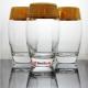 Стъклени чаши за вода Версаче на супер цена от Neostyle.bg