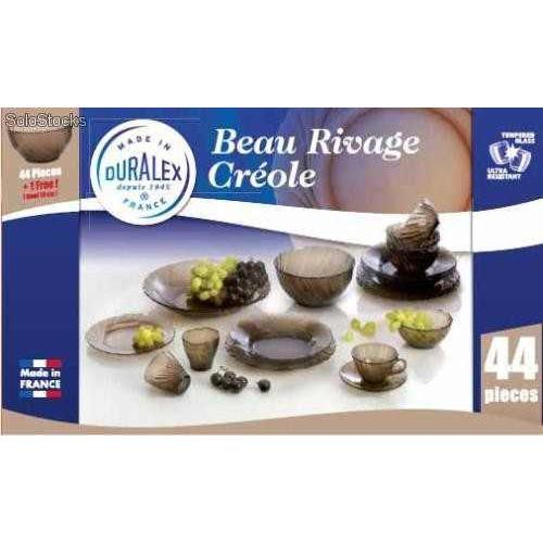 Комплект дуралекс Beau Rivage 44 части на супер цена от Neostyle.bg