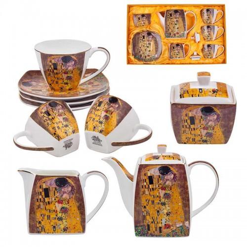 Луксозен Комплект за чай/кафе 9 части Lancaster