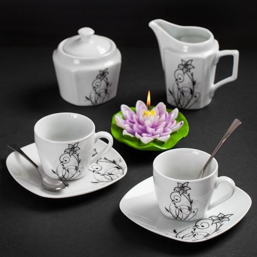 Сервиз за чай/кафе Flower Lancaster