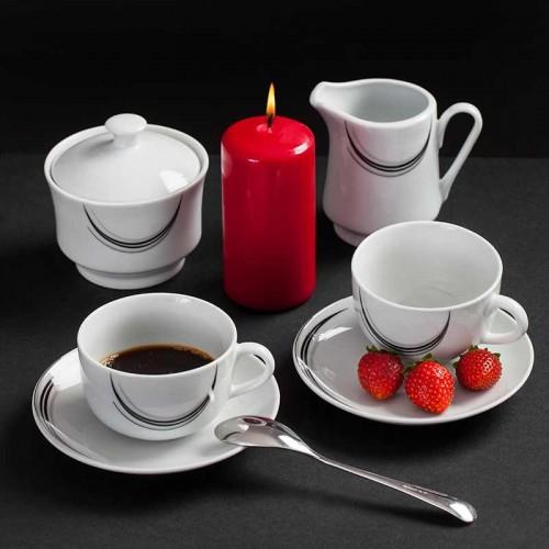 Сервиз за кафе/чай  Crescent Lancaster