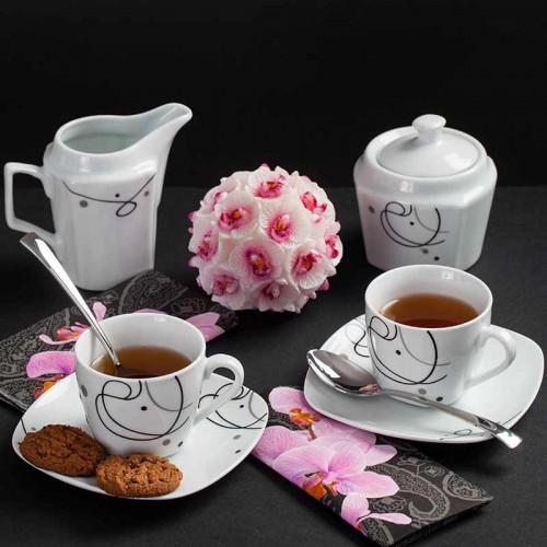 Сервиз за кафе/чай  Curve Lancaster