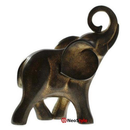 Абстрактна фигура слон на супер цена от Neostyle.bg