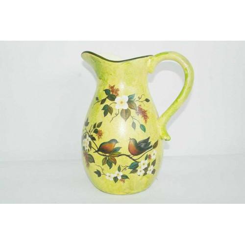 Керамична ваза - кана 30 см на супер цена от Neostyle.bg