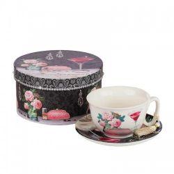 Чаши за чай от порцелан