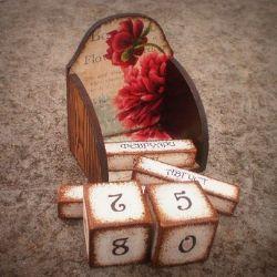 Дървени Календари