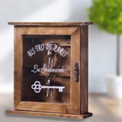 Дървени Кутии за Ключове
