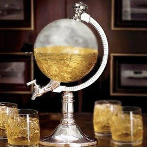 Глобус диспенсър за напитки на супер цена от Neostyle.bg