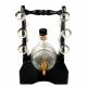 Стъклено буре с 6 чаши на супер цена от Neostyle.bg