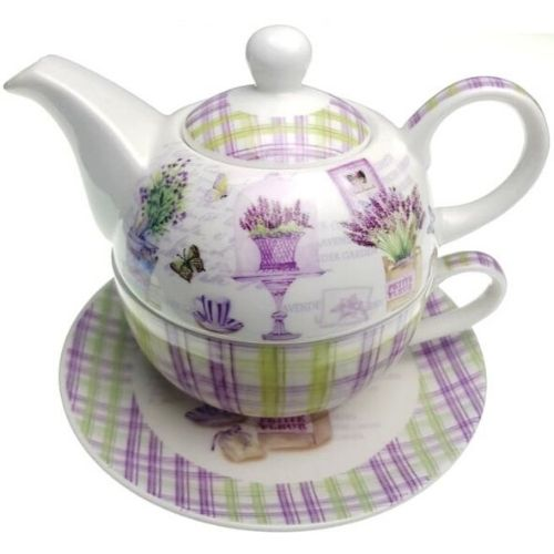Комплект чаша с чайник