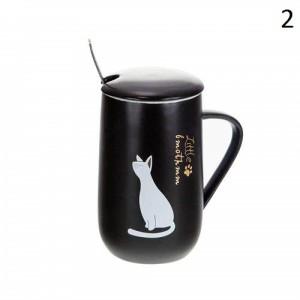 Порцеланова чаша коте
