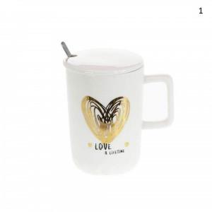 Чаша със сърце