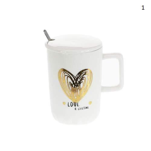Чаша със сърце на супер цена от Neostyle.bg