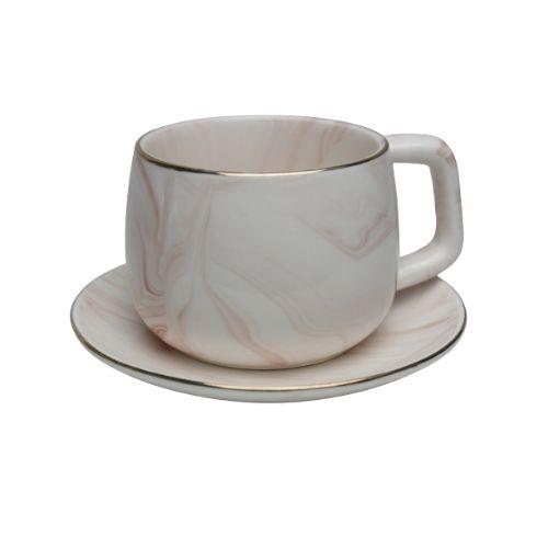 Комплект чаша+чинийка на супер цена от Neostyle.bg