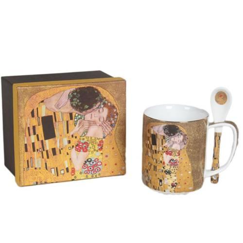 Чаша за чай Целувката на супер цена от Neostyle.bg