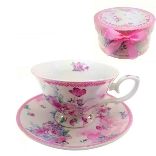 Чаша+чинийка на супер цена от Neostyle.bg