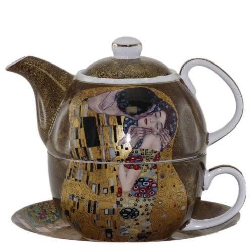 Комплект чаша с чайник на супер цена от Neostyle.bg