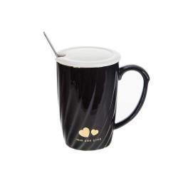 Чаша за чай Златно сърце