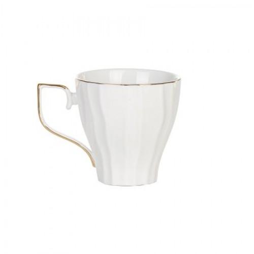Порцеланова чаша 250мл Gold handle Morello