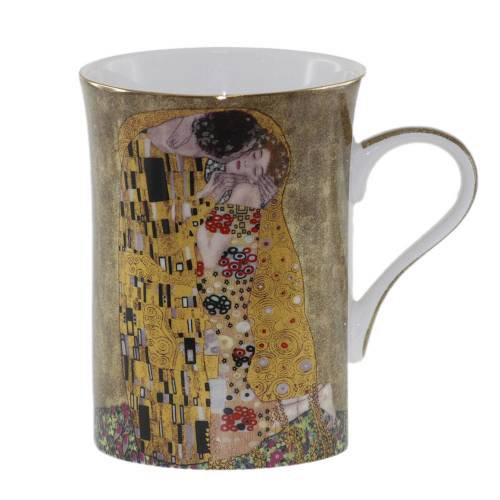 Порцеланова чаша за чай Целувката