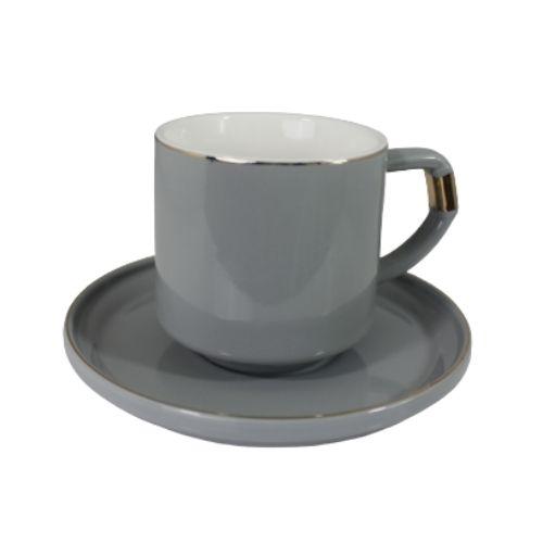 Чаша с чинийка на супер цена от Neostyle.bg