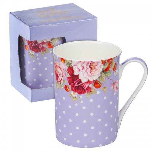 Чаша за Кафе/чай Божури Lancaster на супер цена от Neostyle.bg