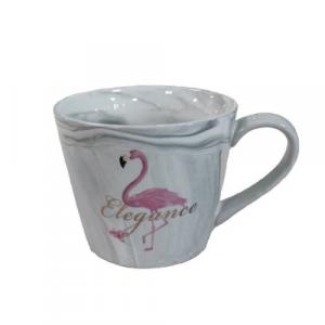 Луксозна чаша за кафе Фламинго