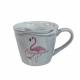 Луксозна чаша за кафе Фламинго на супер цена от Neostyle.bg