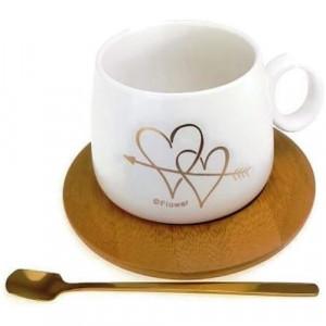 Чаша за кафе Love