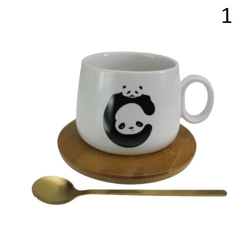 Чаша за кафе Панда на супер цена от Neostyle.bg