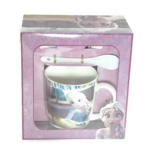 Чаша за мляко Принцесите на Дисни на супер цена от Neostyle.bg