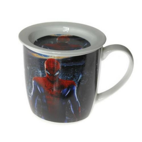 Чаша за мляко Спайдърмен на супер цена от Neostyle.bg