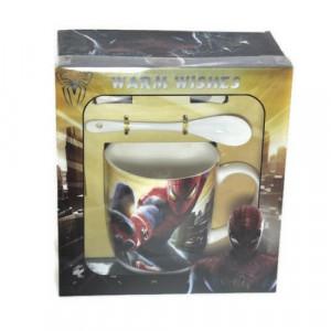 Чаша за мляко Спайдърмен